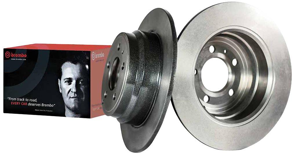 Brembo 09.6753.30 Rotores de Discos de Frenos