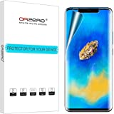 (2 Pack) Orzero for Huawei Mate 20 Pro HD (Premium Quality) Edge to Edge (Full Coverage) New Screen Protector, High…
