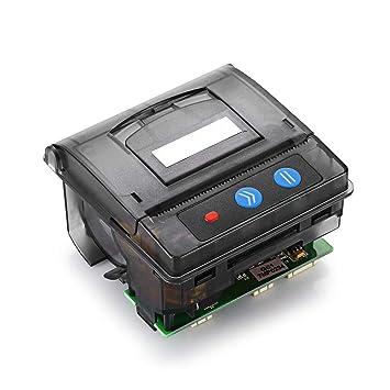 ZUKN Impresora Térmica Portátil De Micro Recibo Compatible ...