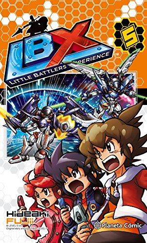 Descargar Libro Little Battlers Experience 5 Hideaki Fujii