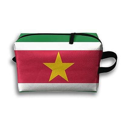 2f179149f416 Stylish Flag Of Suriname Travel Multifunction Toiletry Organizers ...