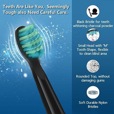 Amazon.com: Gloridea - Cepillo de dientes eléctrico: Beauty