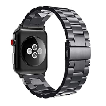 FINTIE Bracelet pour Apple Watch 42mm 44mm Série 4/3/2/1 -