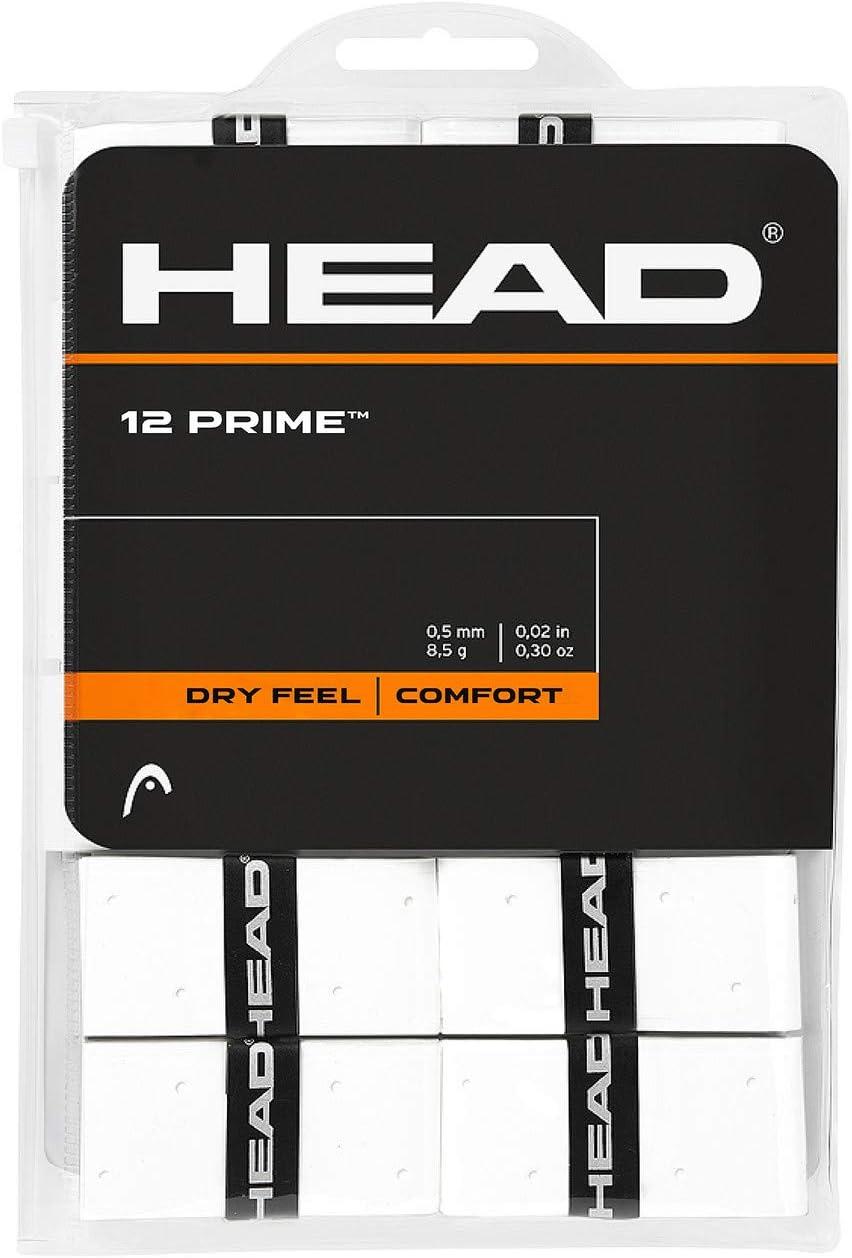 Head Tenis Over Grip Prime 12Unidades