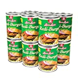 Loma Linda - Vegan - Redi-Burger (19 oz.) (Pack of 12) - Kosher