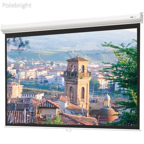 (Designer Contour Manual Screen with CSR (Controlled Screen Return) - 60 x 80