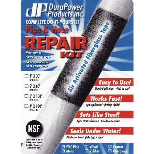 pipe and hose repair kit - 2