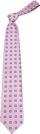 Boys Youth Pink Pattern Designer Necktie Ties