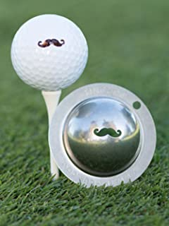 product image for Tin Cup Stache 2 Golf Ball Custom Marker Alignment Tool
