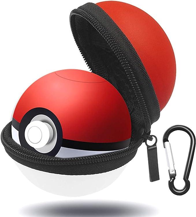 Funda para Pokebolas Pokemon para Nintendo Switch Pokeball Plus ...