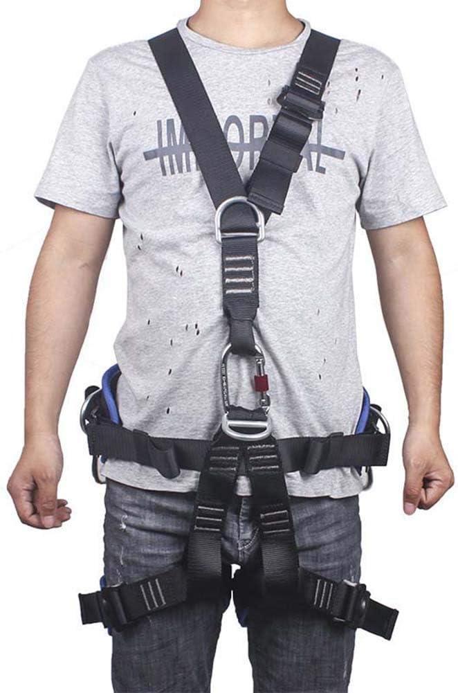 EAHKGmh Cintura di Sicurezza for Arrampicata Cintura di Sicurezza for Imbracatura anticaduta Cintura di Sicurezza sicura Cintura di Sicurezza for Arrampicata allaperto