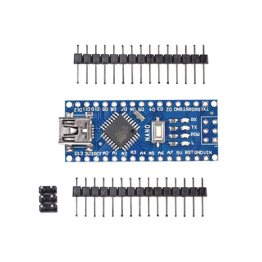 3D Printer Nano 3.0 Controller Compatible with Nano CH340 USB Driver for Nano V3.0 Without USB Cable