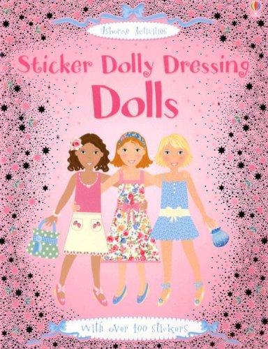 Sticker Dolly Dressing Dolls (Usborne Activities) ()