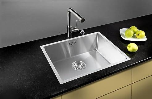 Shigo – Sqr10 Edelstahl Rundum Küche Spüle 5040: Amazon.De: Baumarkt