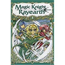 MAGIC KNIGHT RAYEARTH T03 R.E.V.