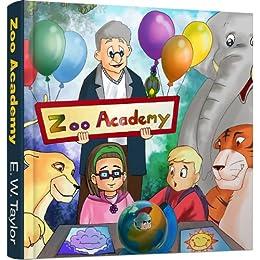 La Lección de Historia del Señor Khan - Volumen 1 (Zoo Academy) (Spanish