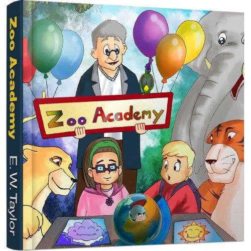 Mr. Khan's History Lesson - Volume 1 (Zoo Academy - English)