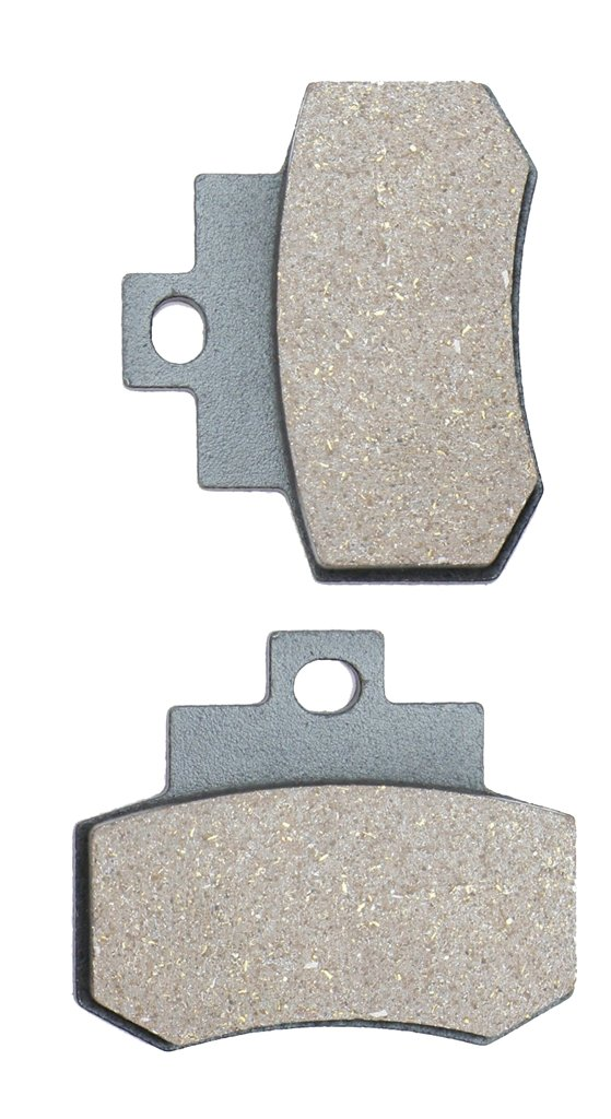 CNBK Semi Metallic Disc Brake Pads Set fit GILERA Street Bike 500 cc 500cc Fuoco IE 07 08 09 10 11 12 13 14 15 2007 2008 2009 2010 2011 2012 2013 2014 2015 6 Pads