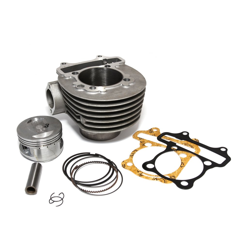 Scooterworks 1100-1438 Big Bore Kit ; GY6 150 63mm 180cc