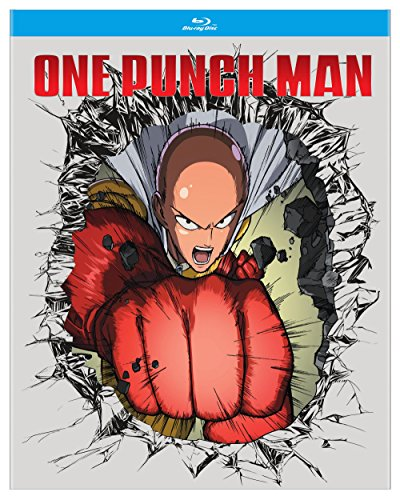 One-Punch Man (BD) [Blu-ray] (Best Naruto Shippuden Fight Scenes)