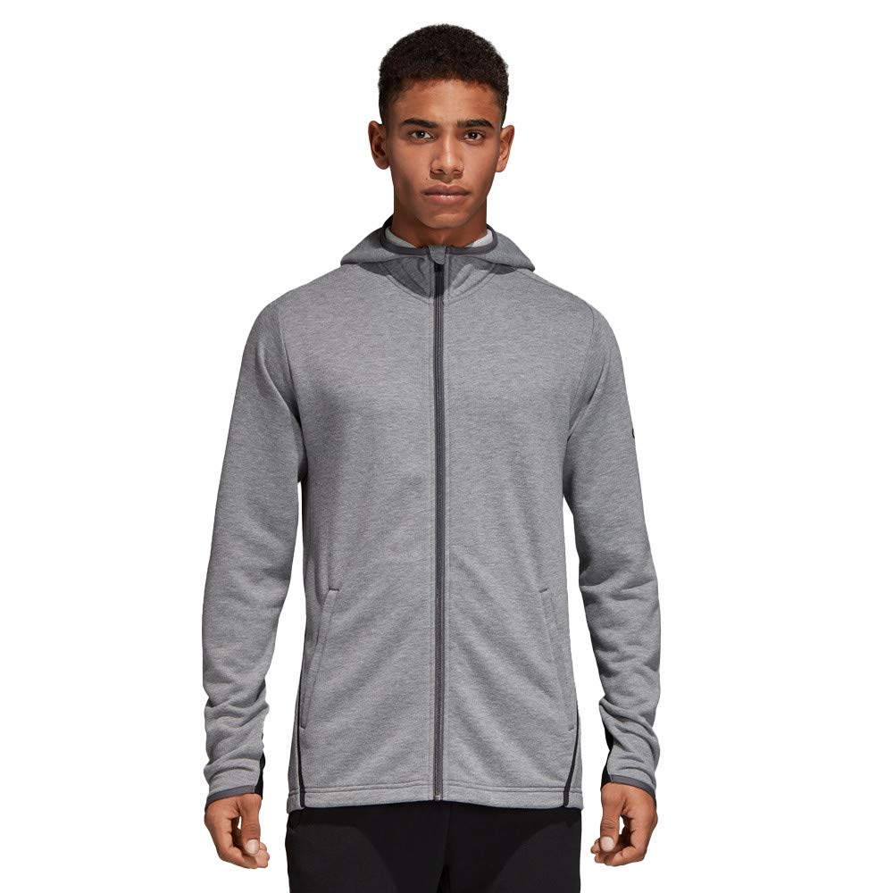 TALLA M. adidas Freelift Hoodie Entry Hooded Sweat, Hombre