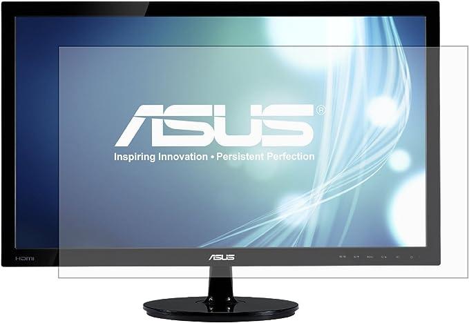 PcProfessional Screen Protector for Dell Optiplex 9030 23 AIO Computer Anti Glare Anti Scratch Filter Radiation+ Microfiber Cloth Set of 2 Non Touch