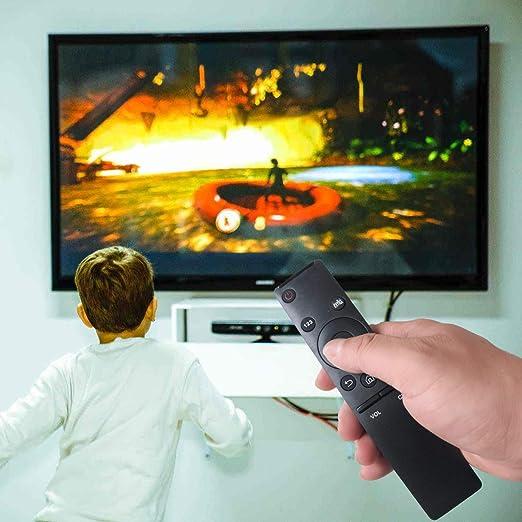 EAESE BN59-01259B Reemplazo Mando a Distancia para Samsung 3D LCD LED Smart TV UE50KU6000K UE55K6300 UE65KU6500 UE65KS9000T UE78KU6500U Compatible con Todos los Controles Remotos de Samsung TV: Amazon.es: Electrónica