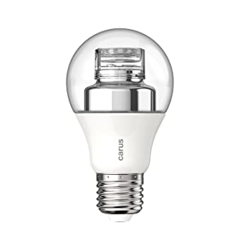 Lampe LED Carus Dim by 8 W E27  intensité variable Blanc