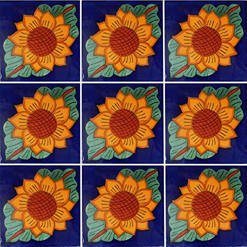 (Color y Tradicion 9 Mexican Tiles 4