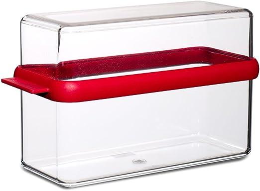 Rosti Mepal 106719075900 Stora - Caja para Galletas, Color Rojo ...
