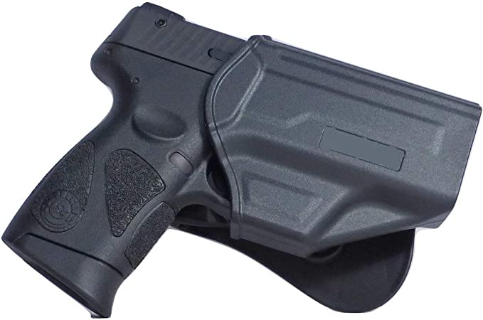 Bulldog Rapid Release Glock 43 Holster Fully Adjustable Draw for sale online