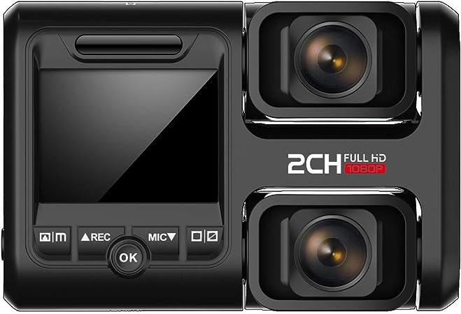Hofound Dash Cam Full Hd 1080p Front And 1080p Rear Elektronik