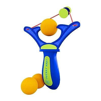 Monkey Business Sports Foamstrike X3 Pocketshot: Toys & Games