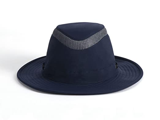 97c3c980 Image Unavailable. Image not available for. Color: Tilley LTM6 Airflo Hat  Navy 73/4 & Insect Repellent Spray Bundle