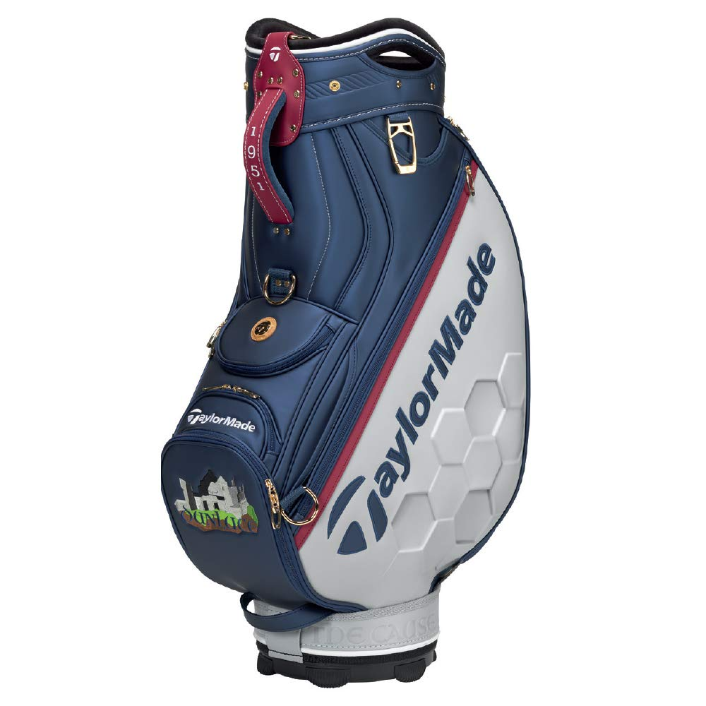 TaylorMade British Open Major Staff Golf Bag Mens - New 2019