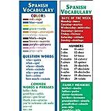 Image of McDonald Publishing MC-K1161 Spanish Vocabulary Smart Bookmarks, 0.3