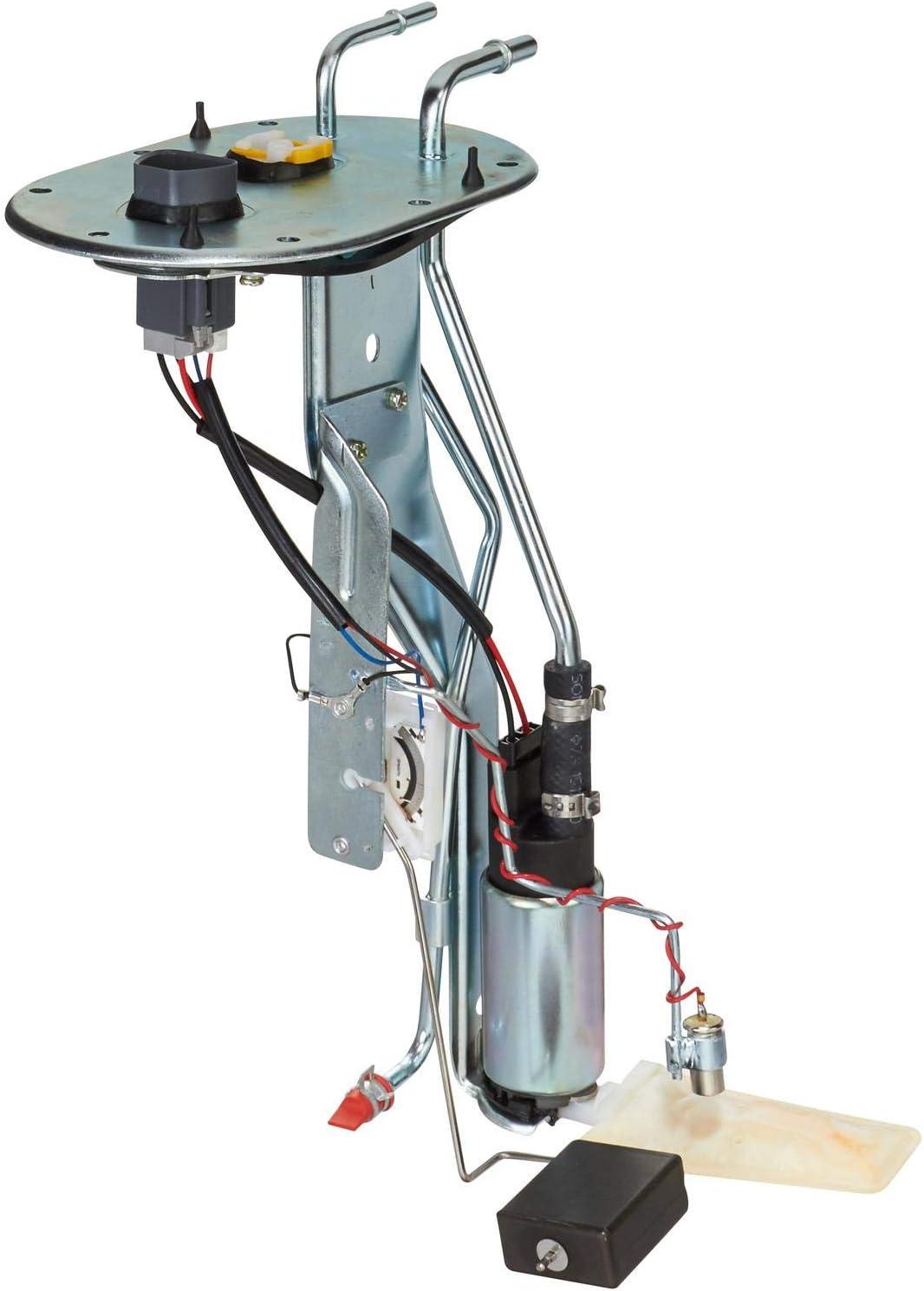 Fuel Pump Module Assembly No variation Multiple Manufactures TNKSP9007H Standard
