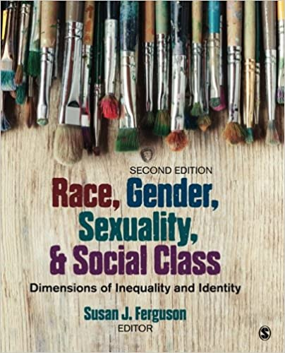 Race gender sexuality and social class dimensions of inequality and identity pdf