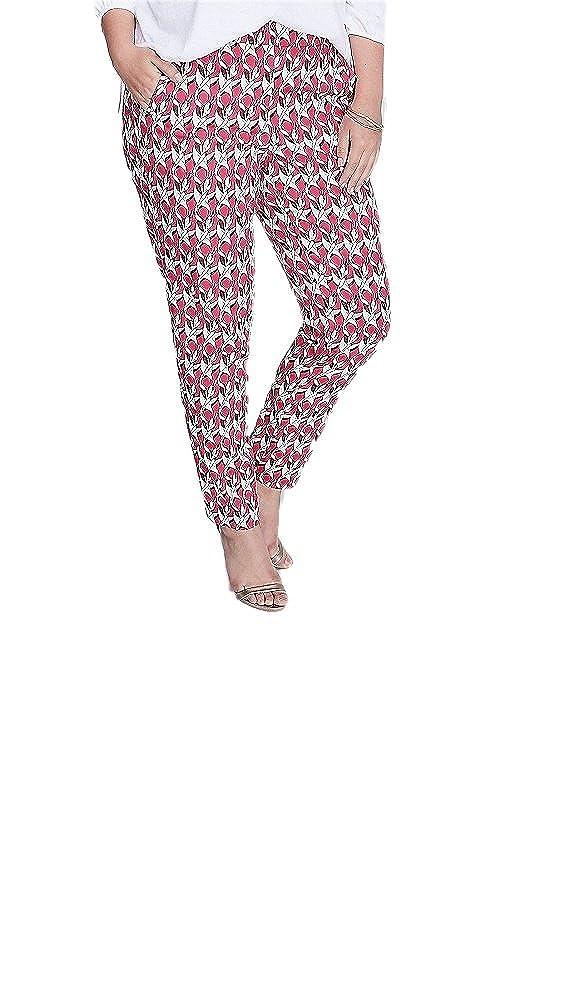 ed51bd8ec41 Lane Bryant Pants Tulip Lena Modernist Ankle Pant (20) at Amazon Women s  Clothing store
