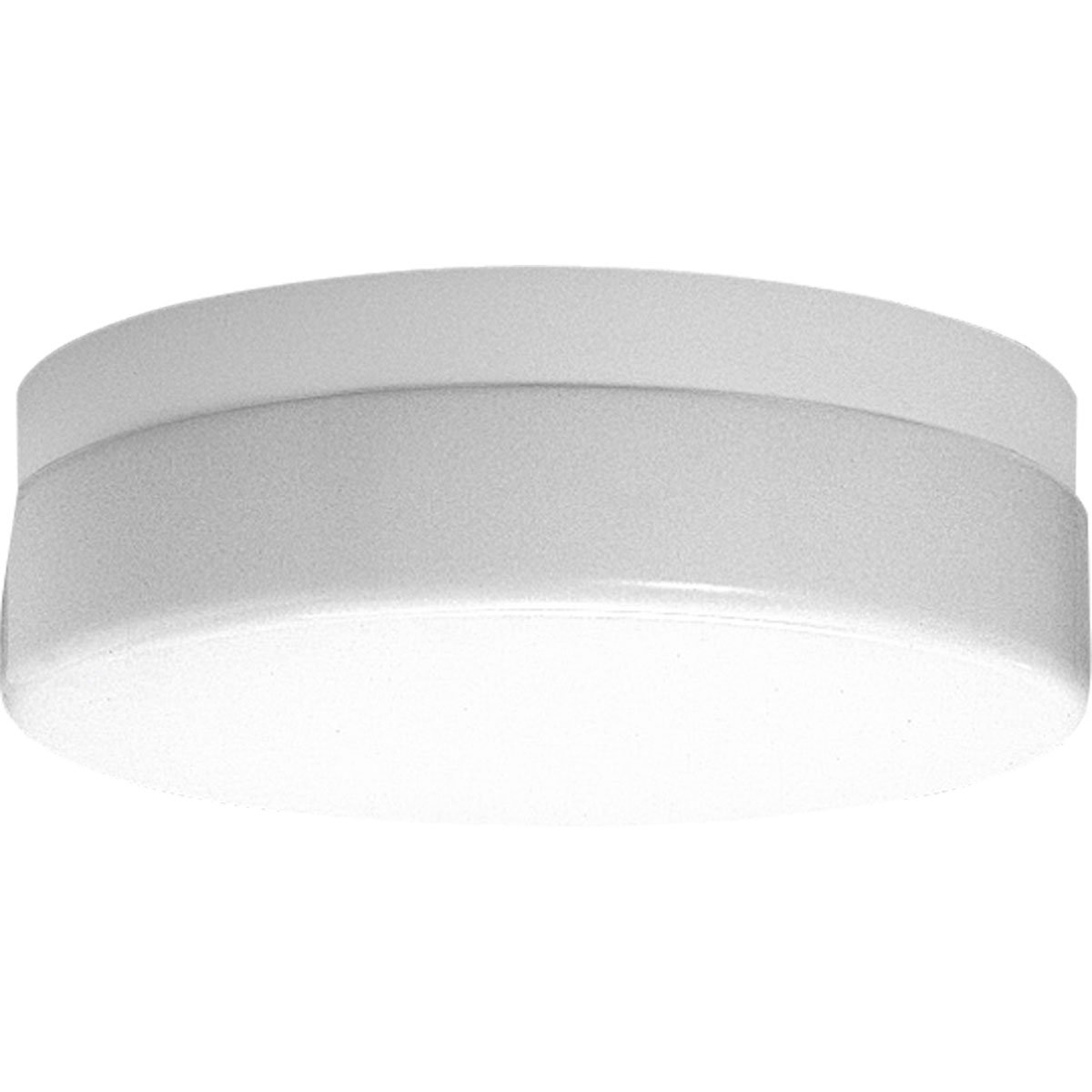 White Progress Lighting P7372-30STRWB White Acrylic Diffuser UL Approved For Damp Locations Rapid Start 120 Volt Normal Power Factor Ballast