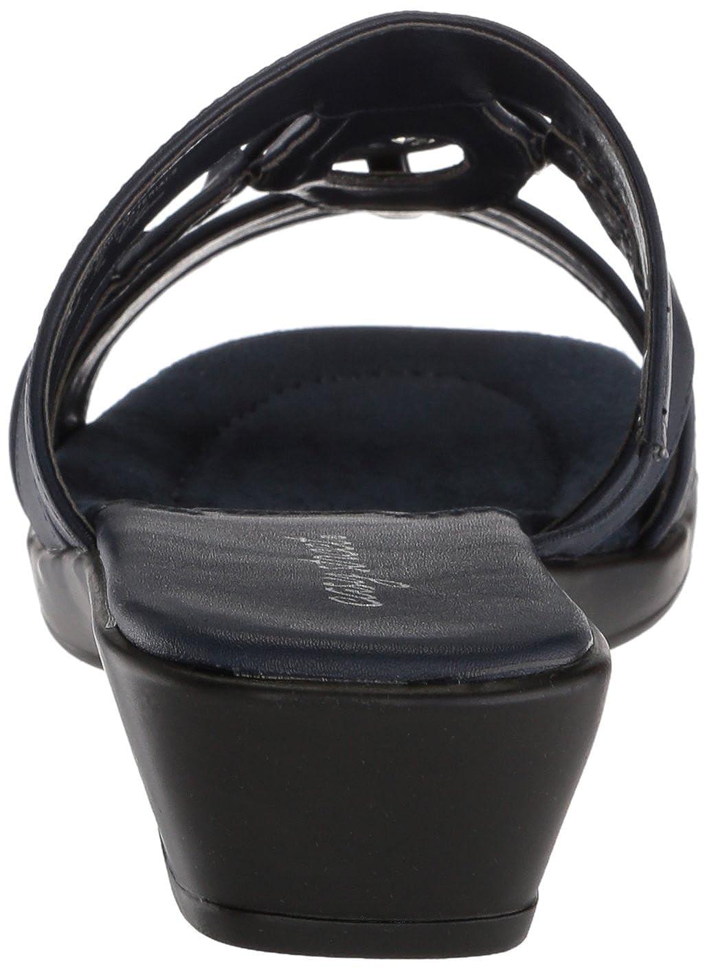 Easy Street Womens Torrid Flat Sandal