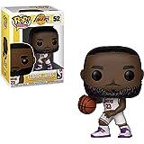 Funko POP! NBA: Lakers - Lebron James (White Uniform)