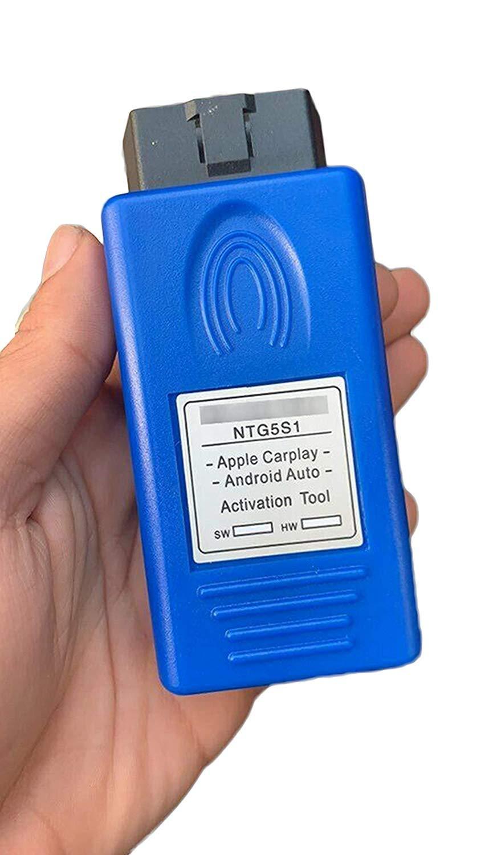 MISTER DIAGNOSTIC Herramienta de activaci/ón para Apple Carplay para Mercedes Benz OBD2 NTG5