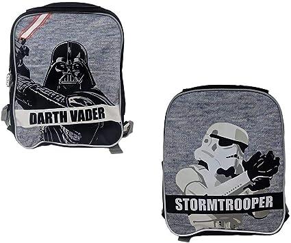 Star Wars Darth Vader /& Storm Trooper Backpack Children School Bags Kids New