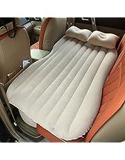 Materasso gonfiabile da auto multifunzionale pieghevole, sedile d'auto ad aria + 2cuscini