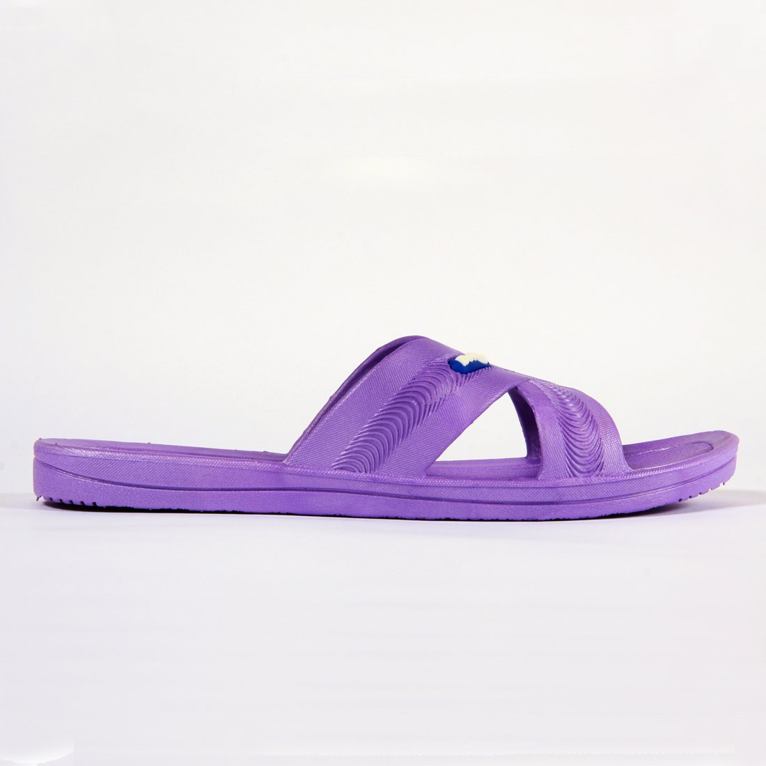 Bokos Women's Rubber Slide Sandals B00GPQHXSA 9 B(M) US|Lavender