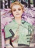 RUSSH Magazine Australia #39 MAY/JUNE 2011, JESSICA STAM.