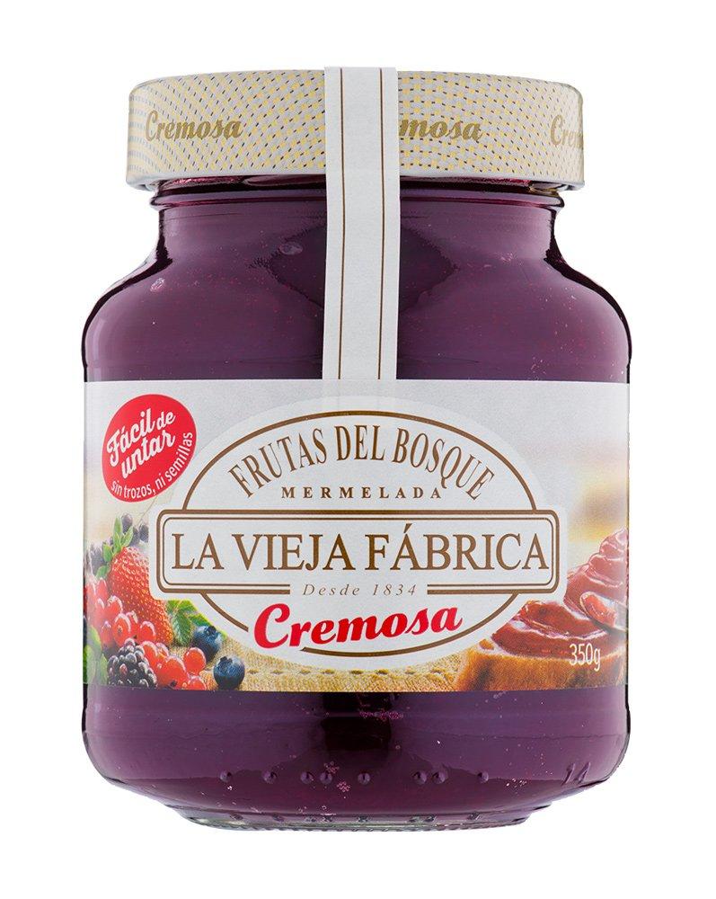 La Vieja Fábrica Crema de Mermelada de Frutas Del Bosque - 3 ...