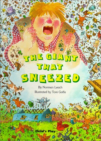 The Giant That Sneezed (Child's Play Library)