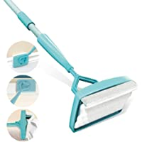 Baseboard Buddy Extendable Microfiber Dust Cleaner Mop Flex Head Design Brush Excellent Home Cleaning Tool